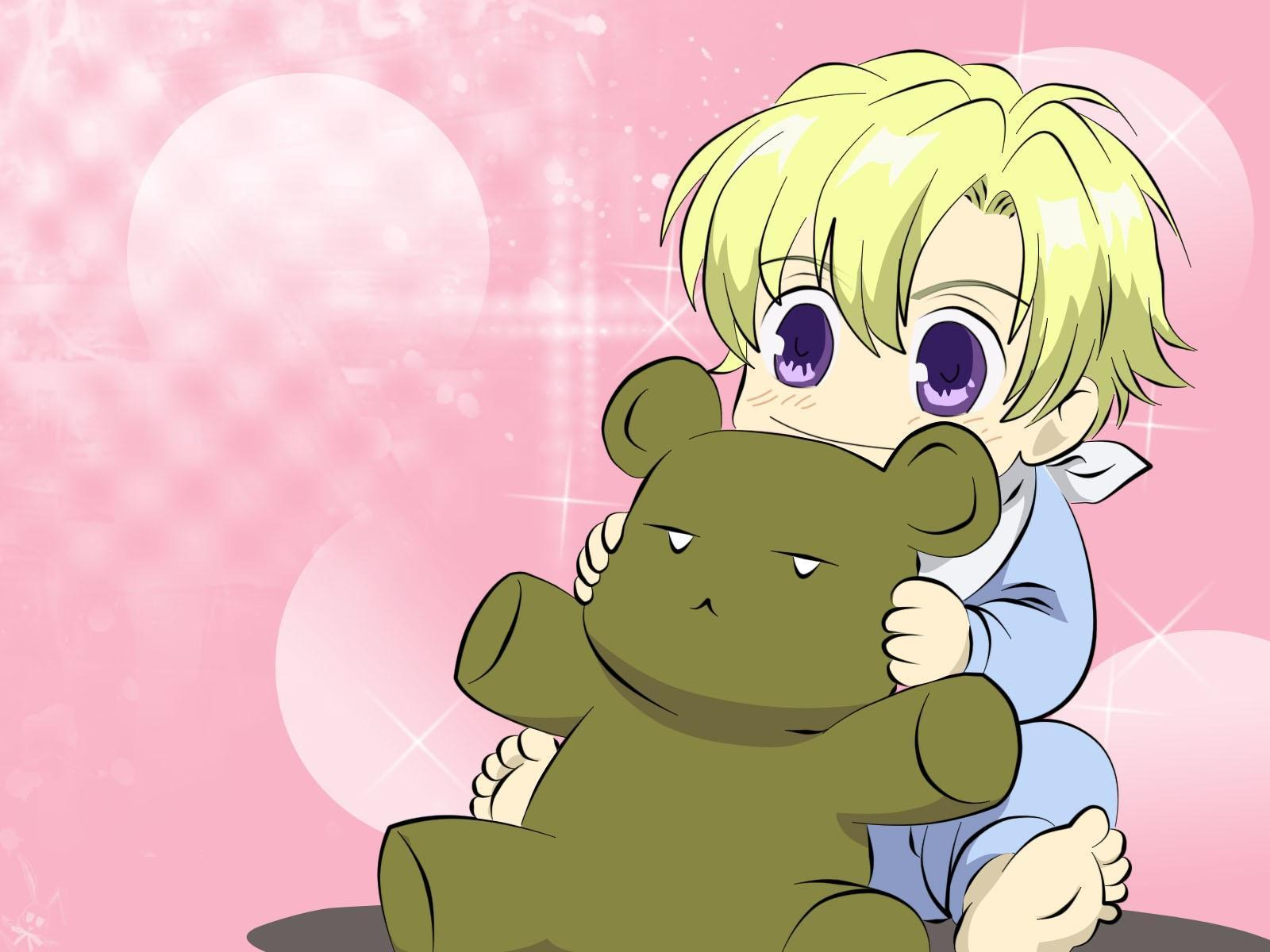 Ouran Highschool Host Club Tamaki Chibi picture