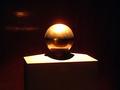 Tesla's Golden Sphere