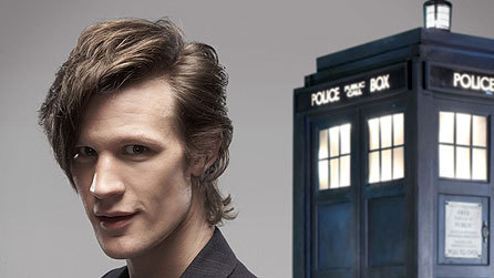 The 11th Doctor - Matt Smith