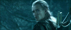 The Fellowship of the Ring: Lothlorien