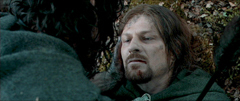 The Fellowship of the Ring: The Battle of Amon Hen
