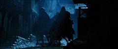 The Fellowship of the Ring: The Prancing parang buriko