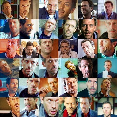 The Many Faces of Greg House 3