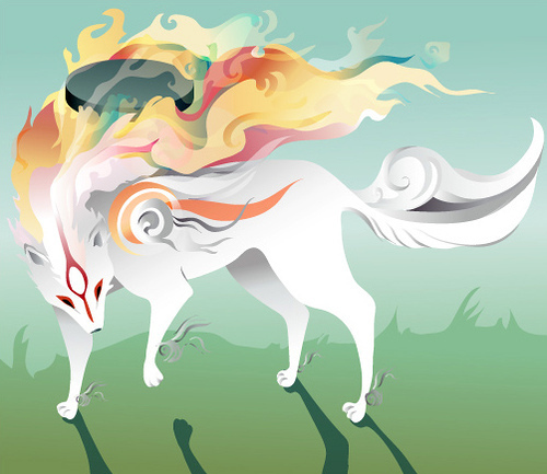 The Okami's fans in Action!