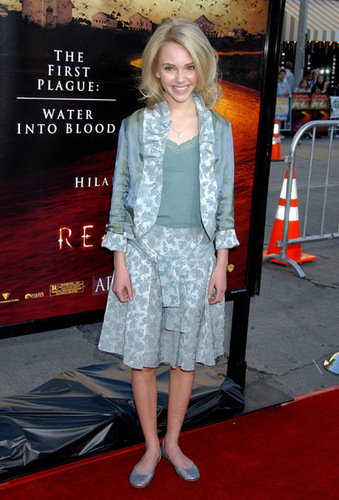 The Reaping Premiere