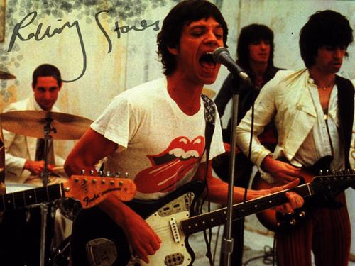 The Rolling Stones fan Art