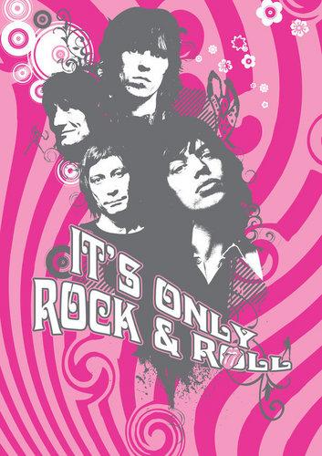 The Rolling Stones प्रशंसक Art