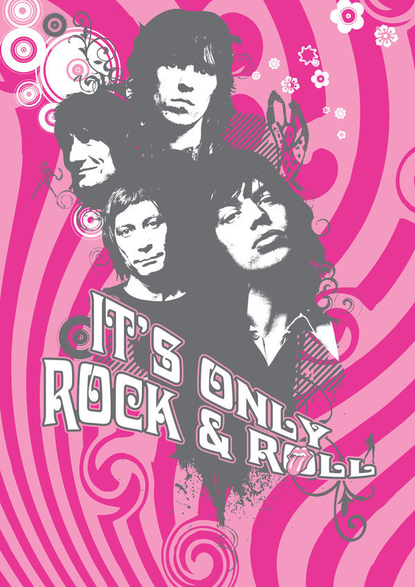 The Rolling Stones Images The Rolling Stones Fan Art Hd Wallpaper