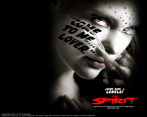 film wallpaper titled The Spirit