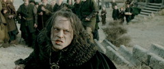 The Two Towers: Theodred's Funeral