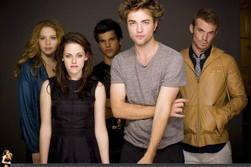 Twilight Cast Photoshoots HQ