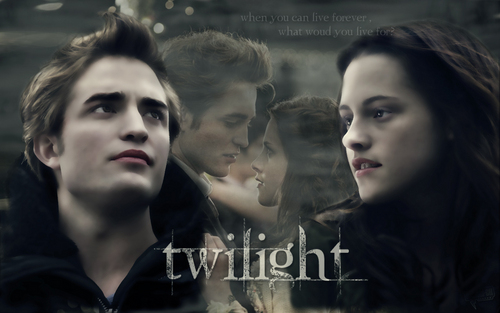 Twilight mga wolpeyper