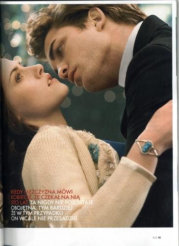 Twilight in Elle (Poland)