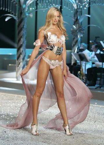 Victoria's Secret fashion onyesha 2008