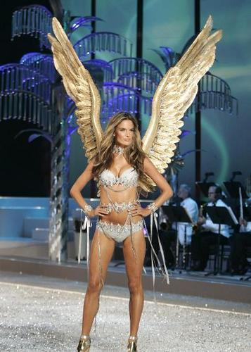 Victoria's Secret fashion toon 2008
