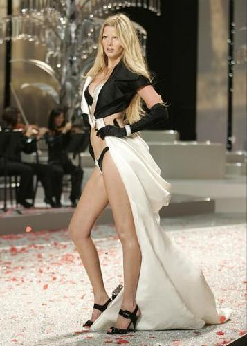 Victoria's Secret fashion mostra 2008