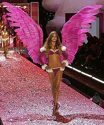 Victoria's Secret fashion دکھائیں 2008