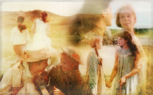 WPKindredSpiritswidescreen - anne-of-green-gables Wallpaper