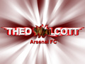 Walcott - arsenal wallpaper