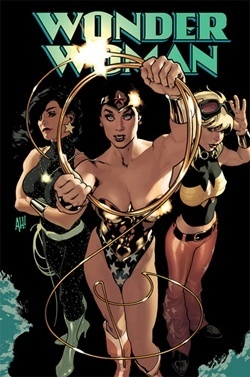 Wonder Woman Comic - wonder-woman Photo