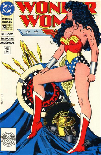 Wonder Woman Comics - wonder-woman Photo