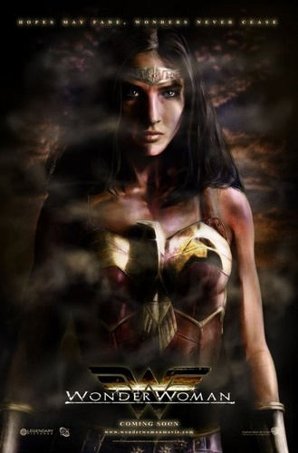 Wonder Woman Movie Poster - wonder-woman Photo