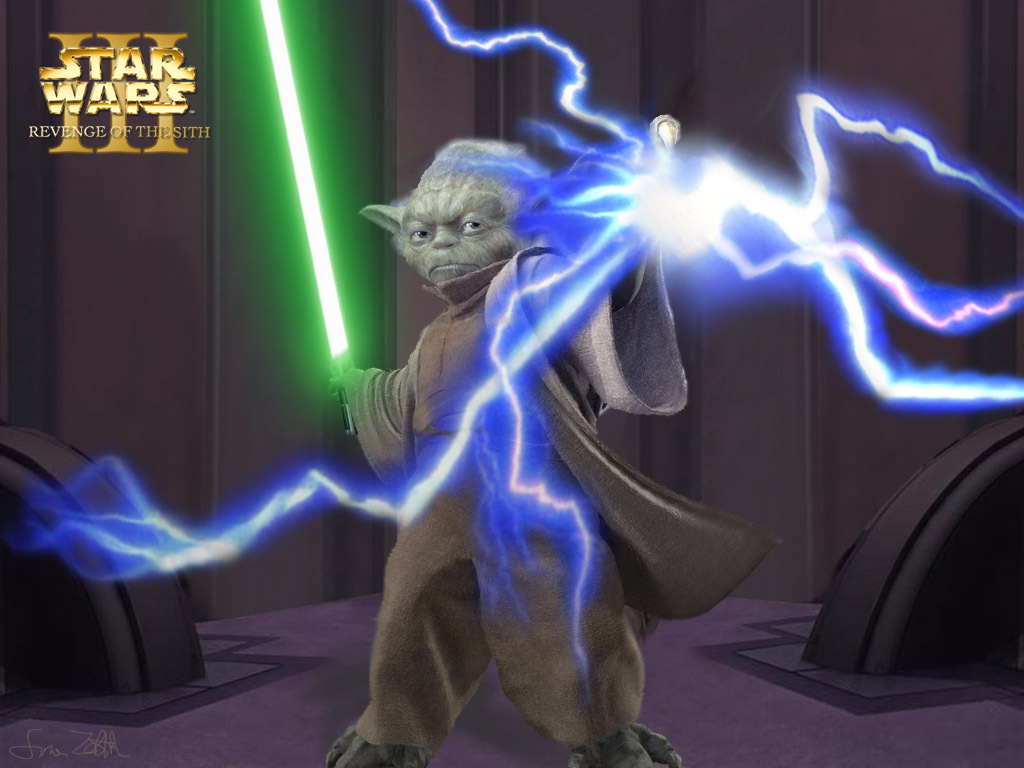 Star wars characters yoda