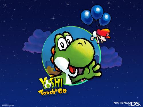 Yoshi Hintergrund