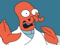 futurama - Zoidberg wallpaper