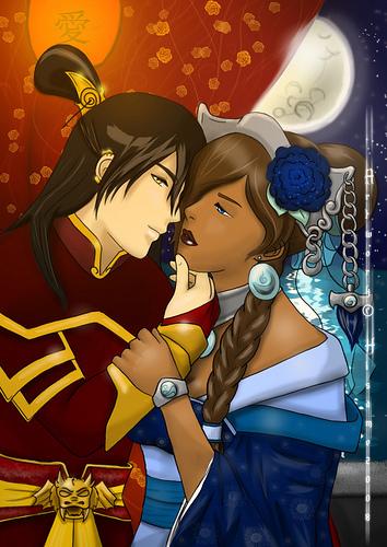 Zuko and Katar