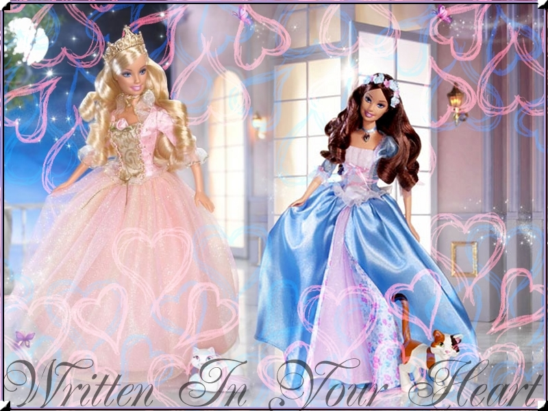 barbie doll wallpaper. wallpaper of arbie princess.