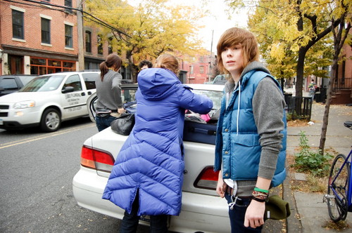 Nevershoutnever! wallpaper possibly with a street entitled christofer drew