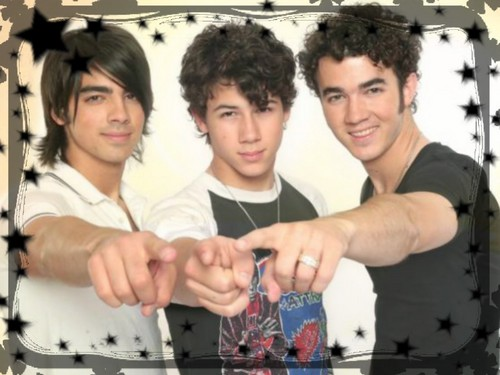 The Jonas Brothers wallpaper possibly containing a sign titled jonas brothers