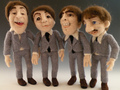 ladies and gentlemen...The Beatles - the-beatles fan art