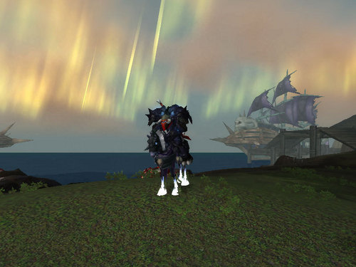 my death knight , Deathsline