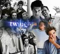 twilight boys - twilight-series photo