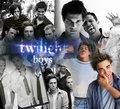 twilight boys - twilight-series photo