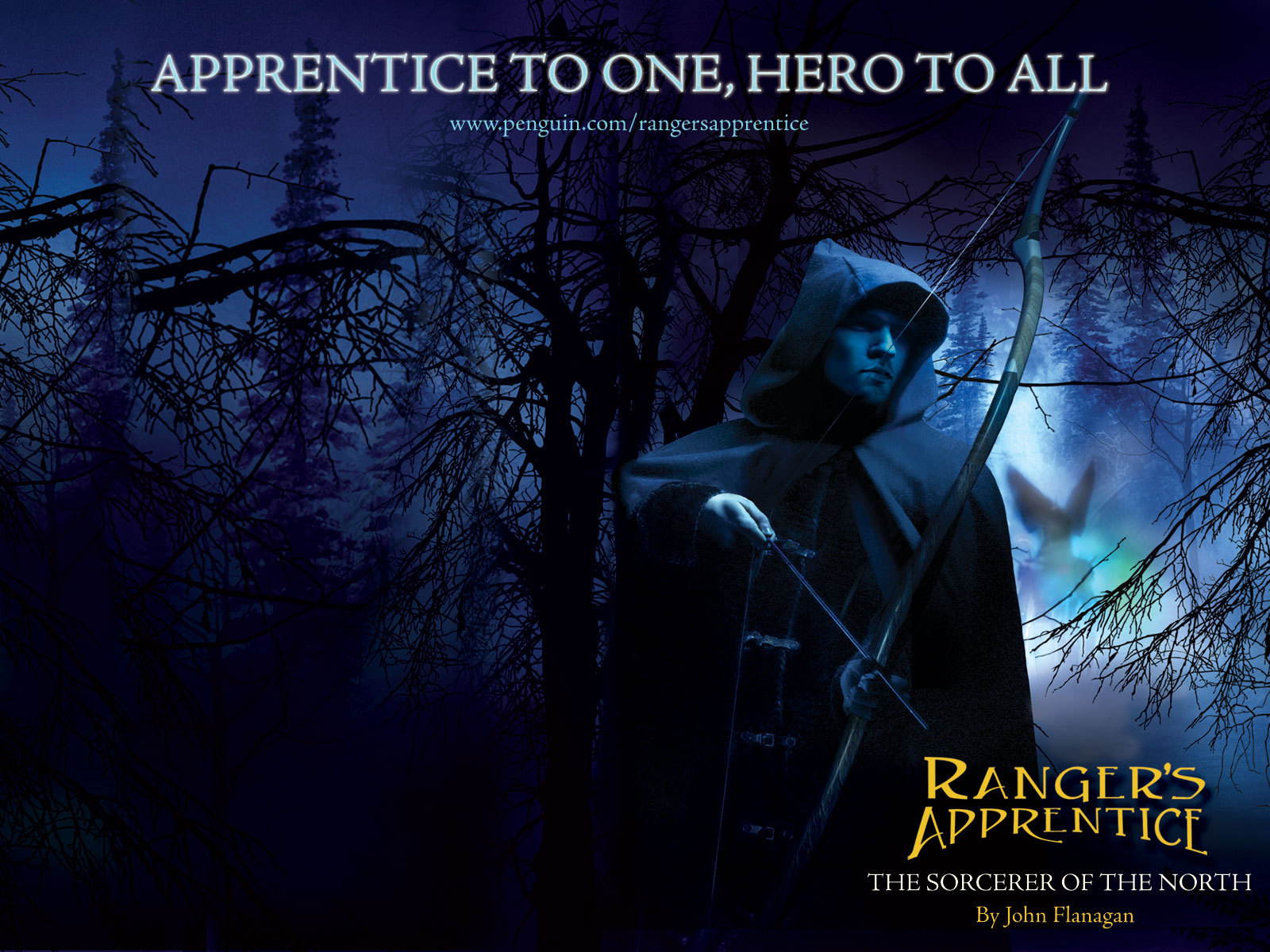 The Ranger's Apprentice images *The Sorceror of the North