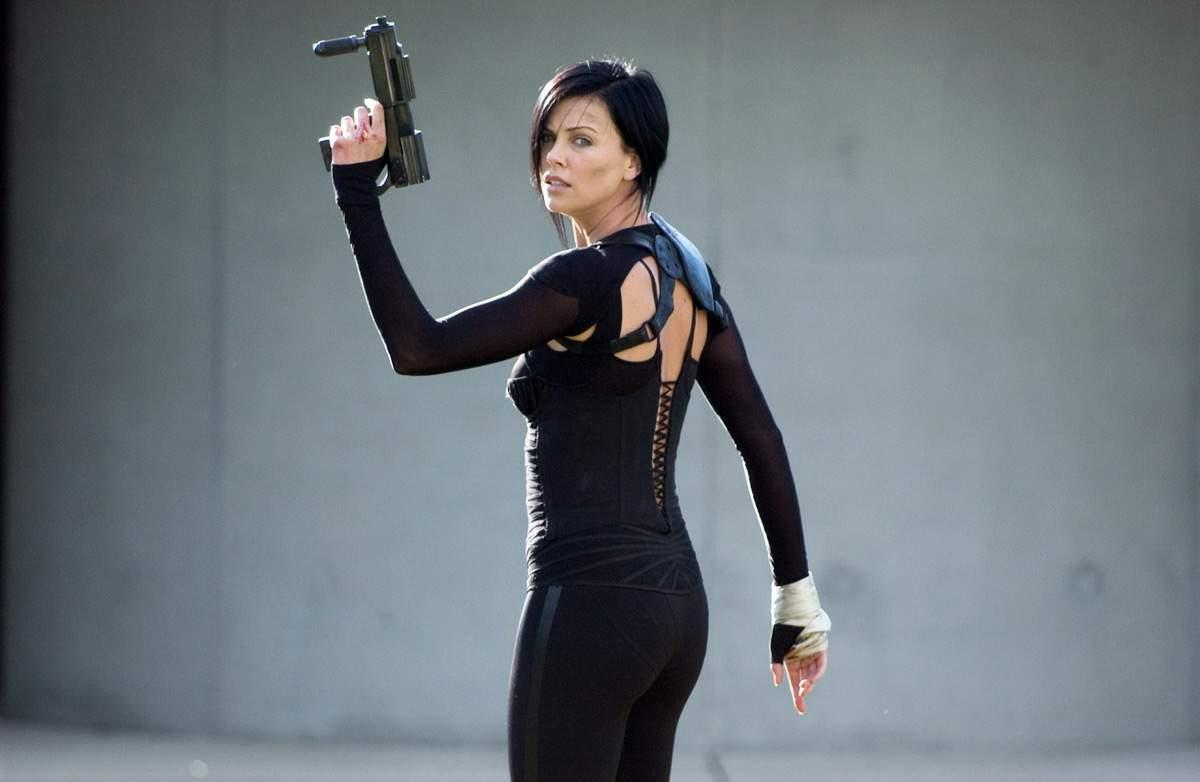 Aeon Flux images Aeon ... Charlize Theron Haircut
