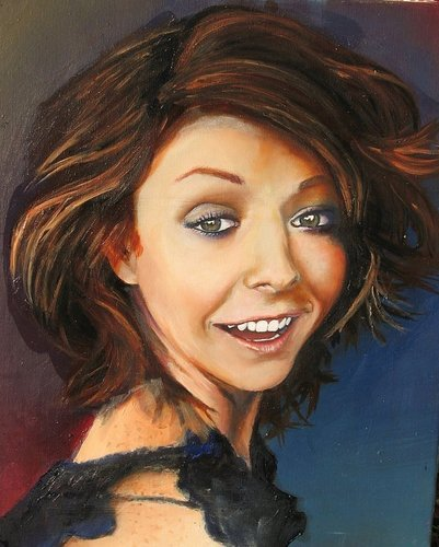 Alyson - alyson-hannigan Fan Art