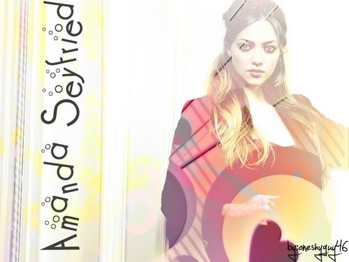 Amanda Wallpaper