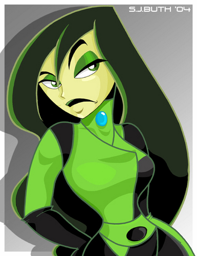 Beautiful Shego