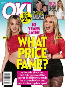 Britney Spears Magzine