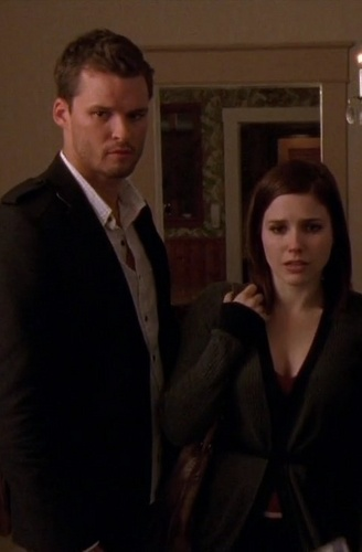 Brooke and Julian wallpaper containing a business suit titled Brooke♥Julian