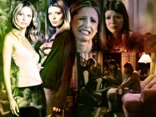 Buffy and Tara