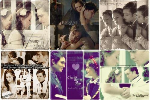 CHUCK & BLAIR ~ A TRUE EPIC Любовь STORY!
