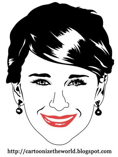Cartoonized Jennifer
