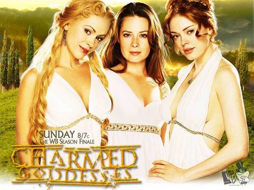 Charmed wallpaper with a portrait titled Charmed Wallpapers