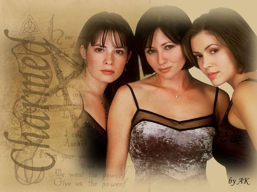 Charmed achtergronden
