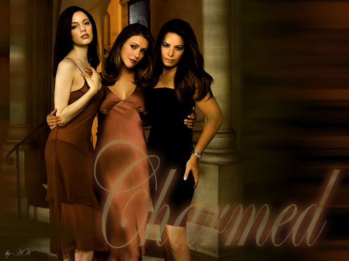 Charmed wallpaper probably containing a bustier and a leotard titled Charmed Wallpapers